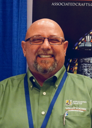 Robert Bohannon, Vice President of Operations Of Associated Crafts And Willet Hauser