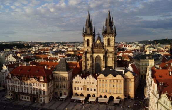 Catedral Prague, Czech